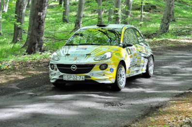 41.Hoffer Zsolt,Milcsevics Lóránt Opel Adam R2