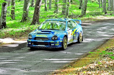 27.Csík Zoltán,Csökő Zoltán Subaru Impreza