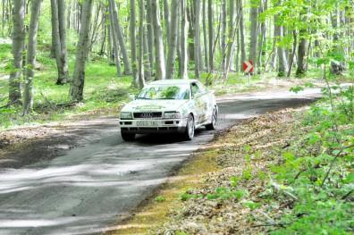 48.Keszler Mátyás,Kugel Tibor Audi Coupe S2