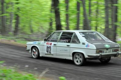 412.Endrődi Harri, Baranyai Márta Tatra 613