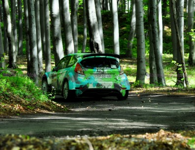 17.Kovács Antal,Istovics Gergely Ford Fiesta R5